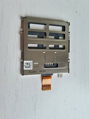 dell latitude e4200 laptop smart card reader board port / lecture de carte ID