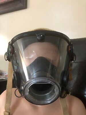 Scott Scba Mask Av-2000 Facepiece Respirator Mask Comfort Seal