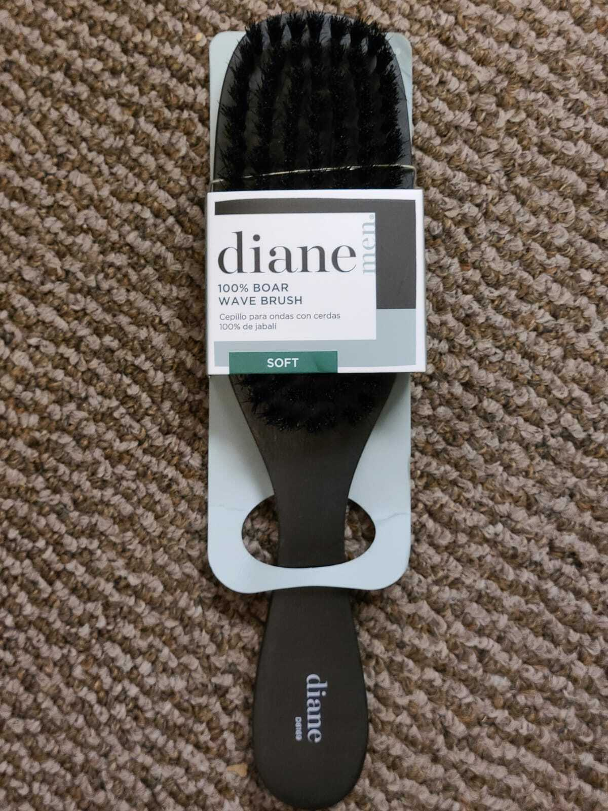 Diane 100% boar wave brush SOFT  * FREE SHIPPING*
