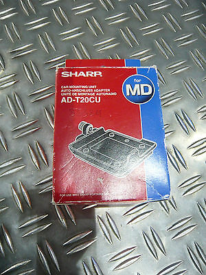 Sharp AD-T20CU Auto-Anschluss Adapter