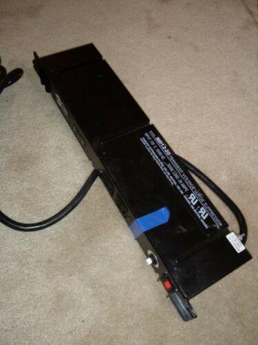 Tripp Lite IBR12-20 ISOBAR  Transient Surge Suppressor 120v, 20 Amp, 8 outlet