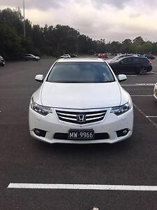 2012 Honda Accord Euro 8th Gen Luxury Navi Sedan MY13 Hornsby Hornsby Area Preview