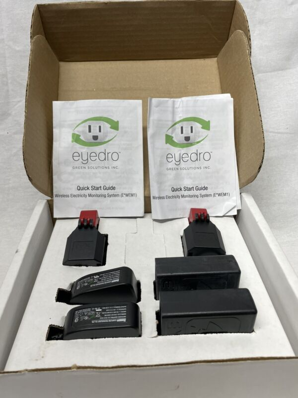 Eyedro Home Energy Monitor - Track, React, Save Money - View Your Energy Usage