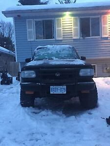MAZDA B4000 NO RUST/NEW TIRES AND RIMS