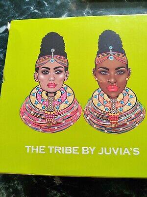 Juvia's Place The Tribe Eyeshadow Palette - GENUINE!