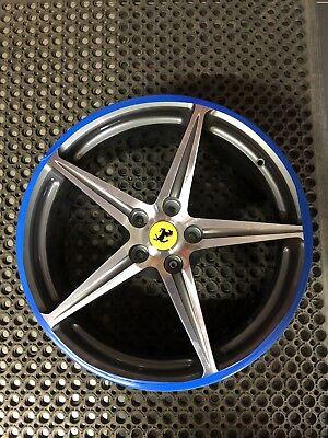 "Genuine Ferrari 458 Spyder 20"" Inch Front Alloy Wheel (Refurbed)"