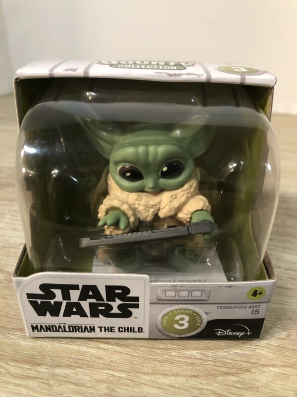 Star Wars The Mandalorian The Child The Bounty Collection Series 3 NIB #15