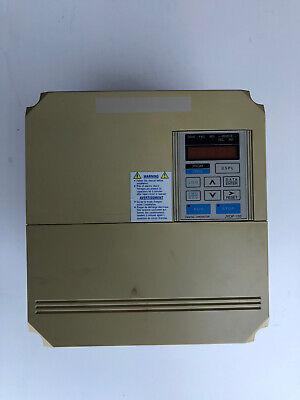 Yaskawa Model Cimr-pcu43p7 5hp 480v Ac Inverter Used W 1 Year Warranty