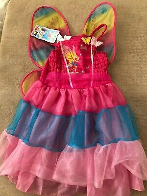 Barbie A Secret Fairy Costume Age 5-6 - - A Fairy Costume