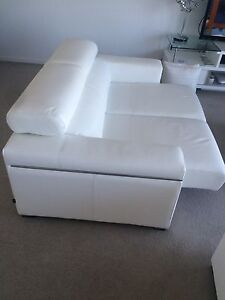 Demir leather lounge Kings Langley Blacktown Area Preview