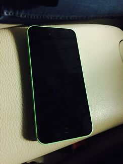 iPhone 5C 32GB Green City North Canberra Preview