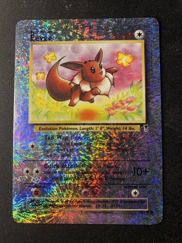 Pokemon Eevee Legendary Collection 74/110 Reverse Firework Holo - $105.50