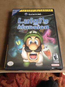 Luigi's Mansion and Spider-Man  GameCube  Nintendo