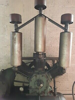 Westinghouse Air Compressor Pump 4aws Piston 22 Wheel 470x82