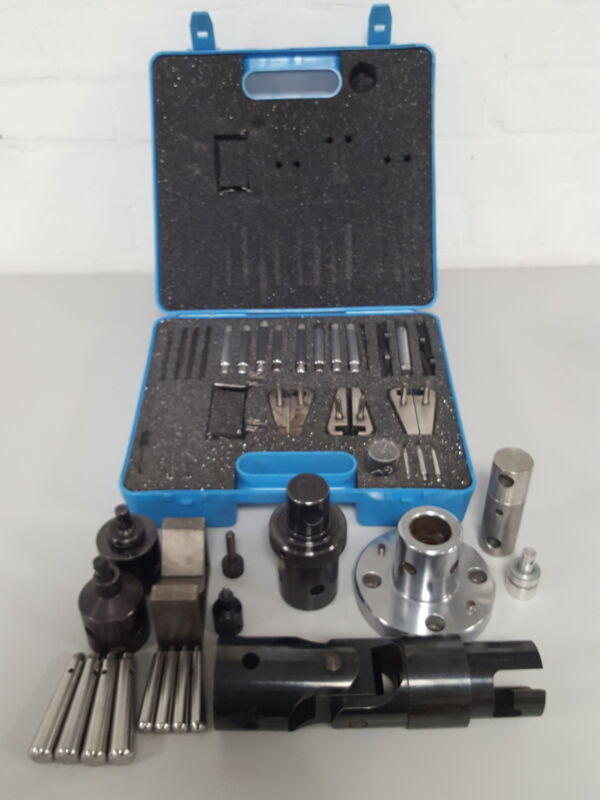 Instron Tensile Testing Vice Grip + Clamp, Load Cells 10kn 100kN Accessory Set