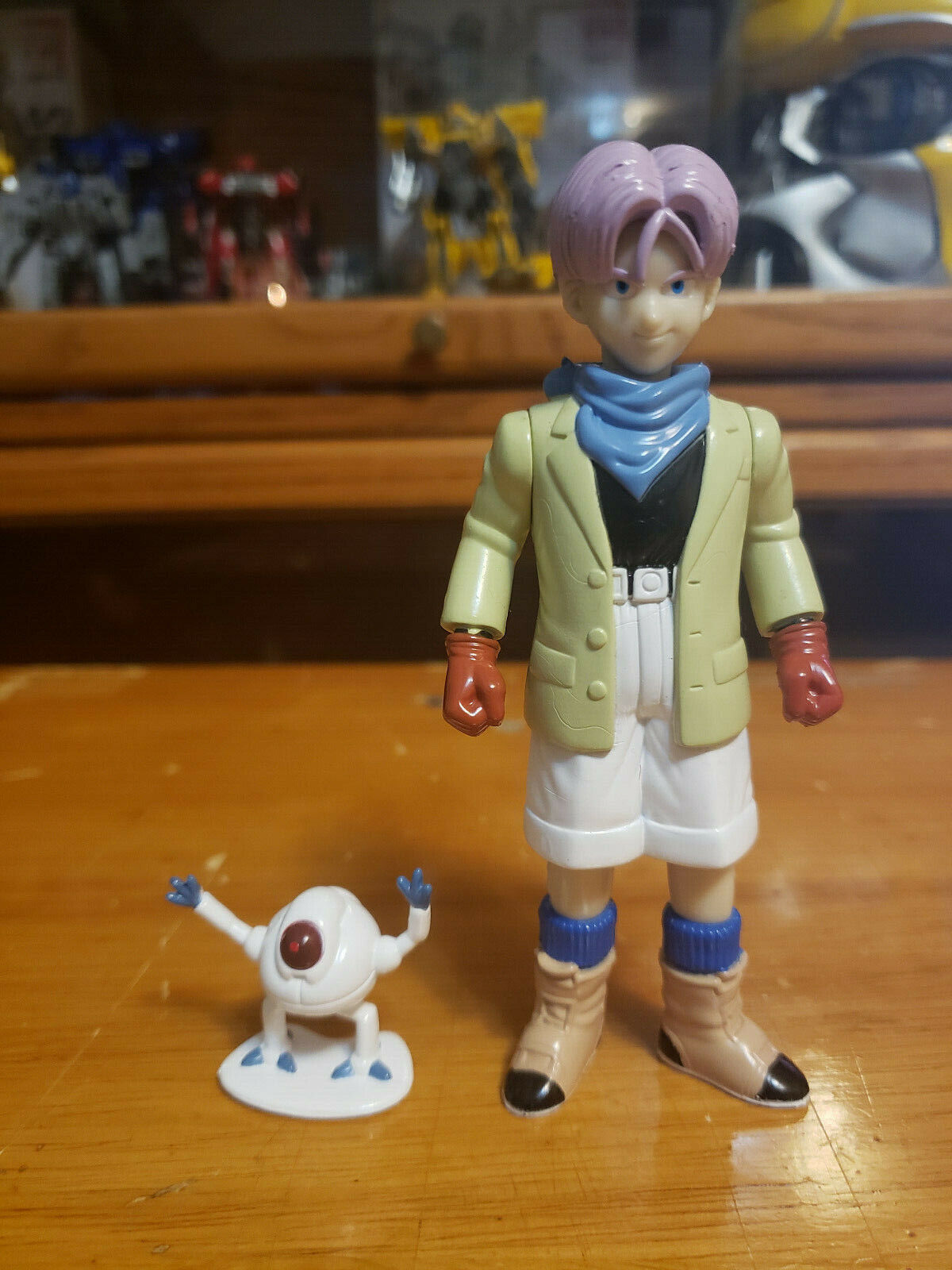 Character:GT Trunks and Gill Vol 29:BANDAI Dragonball Z  and Dragon Ball GT super battle collection AB Toys & Irwin