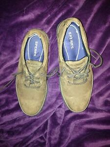 Sperry Shoes Size 10 1/2 M