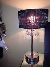 Crystal chandelier lamp Heathwood Brisbane South West Preview