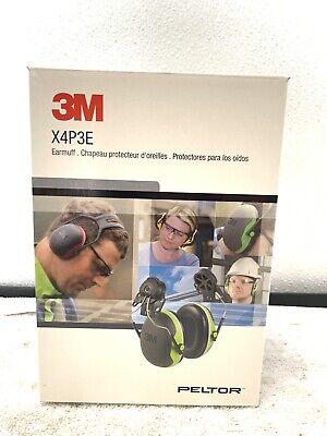 3m X4p3e Peltor Capmount Earmuffs