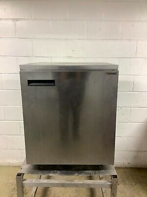 Freezer Under The Counter On Casters Delfield 407ca Tested