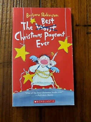 The Best Worst Christmas Pageant Ever book by Barbara (The Best Worst Christmas Pageant Ever)