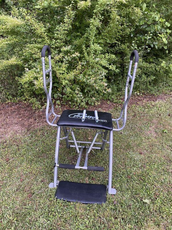 Malibu Pilates Pro Chair with Handles.