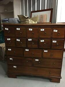 Chest of 16 Drawers Bondi Beach Eastern Suburbs Preview