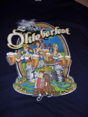 Deutschland,Germany,German,Bavarian,Wiesn,OKTOBERFEST,FUN T-Shirt, XL