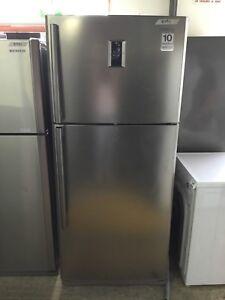 DELIVERY FROM $30 SILVER SAMSUNG FRIDGE FREEZER