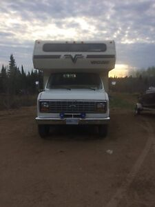 1984 Ford 350 motor home 21ft