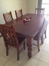 Dinning table and chairs Waroona Waroona Area Preview