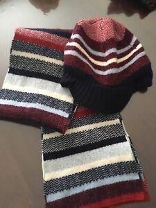 Tuque et foulard Souris Mini