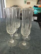 Bohemian Crystal Glasses Morphett Vale Morphett Vale Area Preview