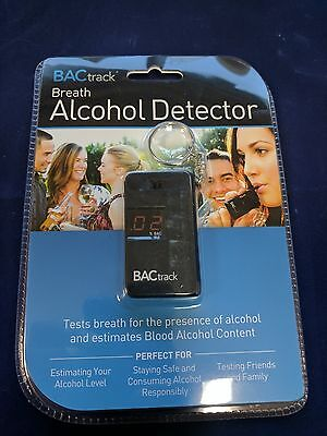 BACtrack Keychain Breathalyzer Expedited Shipping Avail Beer Police driving