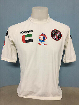 Al-Jazira 2002 United Arab Emirates UAE Soccer Jersey Football Shirt Size XL image