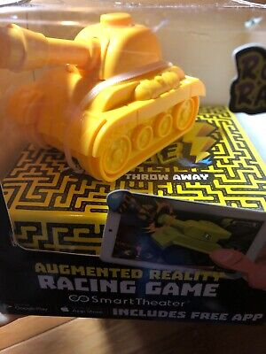 SmartTheater Road Rage Augmented Reality Racing Game Tank App Toy iPhone Android