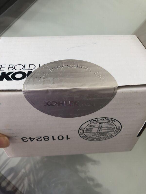 KOHLER Robe Hook 10555-BN Brushed Nickel -NIB Factory Sealed