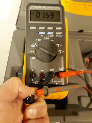 Fluke 86 Automotive Multimeter Kit