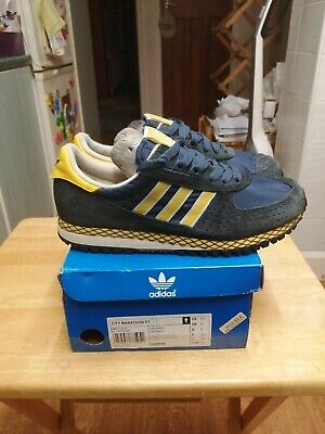 Adidas City Marathon PT Mens Trainers UK Size 6 Rare Colourway Boxed 2013