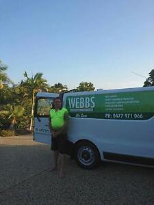 WEBBS PEST MANAGEMENT & CARPET CLEANING Sippy Downs Maroochydore Area Preview