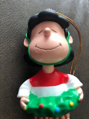 Kurt S. Adler Peanuts Ornament LUCY Christmas Tree Costume (Charlie Brown) - 3
