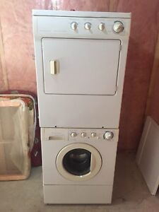Washing machine and Drier (sold pending pickup)