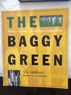 The Baggy Green by Viv Jenkins
