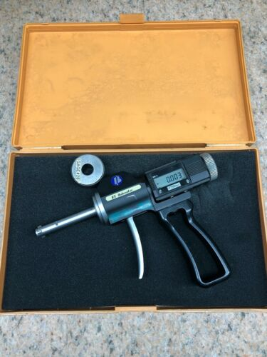 Fowler-Bowers BS Holematic Pistol Grip Bore Gage 1/4 - 3/4""