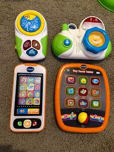Vtech baby touch ipad and smartphone + more Upper Coomera Gold Coast North Preview