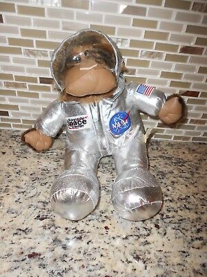 KENNEDY SPACE CENTER NASA JAAG PLUSH ASTRONAUT TEDDY BEAR SPACE SUIT ORLANDO FL for sale  Shipping to Canada
