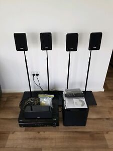 Yamaha 5.1 channel surround sound system