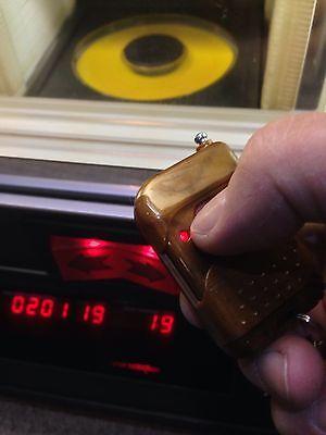 NSM CD Jukebox Wireless Remote Control kit Volume And Reject. Juke Box.