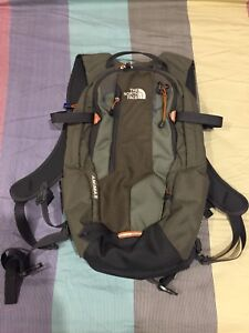 Northface, Targus and Converse bags