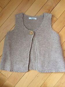 Baby Boden Knit Vest